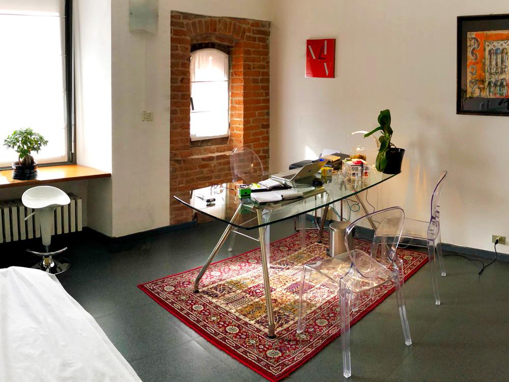 Studio Dott. Martinelli di Asti in Via Cavour n° 24